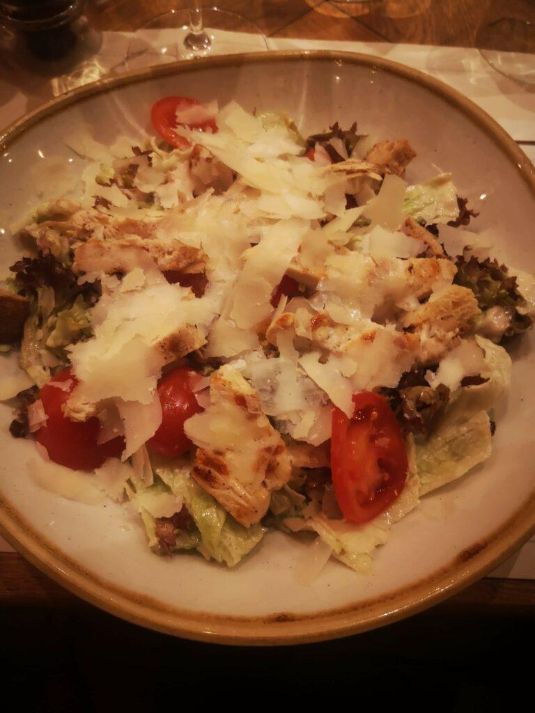 stadio unirii salata caesar