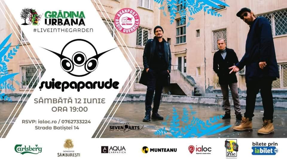 weekend evenimente 11-13 iunie concert suie paparude