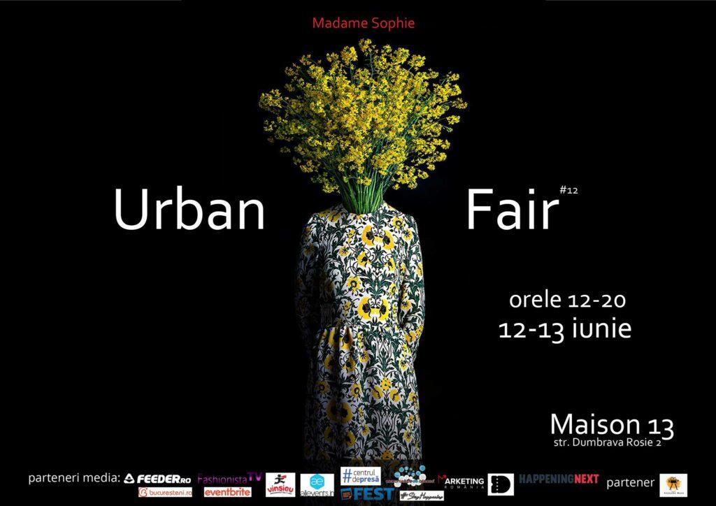 weekend evenimente 11-13 iunie urban fair la maison 13