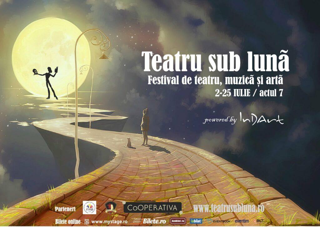 weekend evenimente 9-11 iulie teatru sub luna