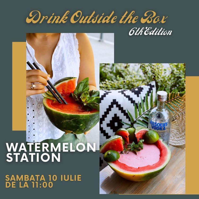 weekend evenimente 9-11 iulie watermelon station la hygge